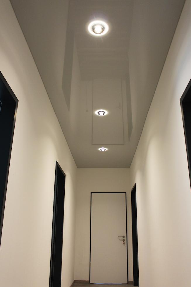 Lampe LED Spanndecke